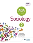 Aqa Sociology for a Level Book 2 Cover Image