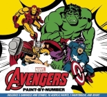 Marvel: The Avengers Paint-by-Number Cover Image