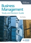 Business Management for the Ib Diploma Study and Revision Guide Cover Image