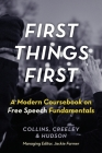 First Things First: A Modern Coursebook on Free Speech Fundamentals Cover Image