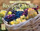 The Old Farmer's Almanac 2015 Recipe Calendar Cover Image