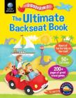 The Ultimate Backseat Book 3 in 1 Kids' Activity Book Cover Image