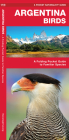 Argentina Birds: A Folding Pocket Guide to Familiar Species Cover Image