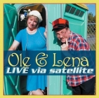 Ole & Lena Live Via Satellite Cover Image