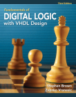 Fundamentals of Digital Logic with VHDL Design [With CDROM] Cover Image