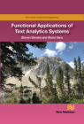 Functional Applications of Text Analytics Systems Cover Image