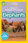 National Geographic Readers: Great Migrations Elephants Cover Image