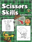 Scissors Skills for Kids Ages 3-5: Saint Patricks Day Coloring Book for Kids Cover Image
