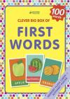 First Words: Memory flash cards (Clever Big Box Of) Cover Image