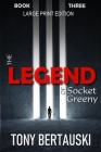 The Legend of Socket Greeny (Large Print Edition): A Science Fiction Saga Cover Image