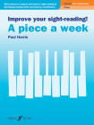 Improve Your Sight-Reading! a Piece a Week -- Piano, Level 3 Cover Image