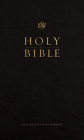 ESV Pew Bible (Black) Cover Image