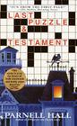 Last Puzzle & Testament (The Puzzle Lady Mysteries #2) Cover Image