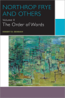 Northrop Frye and Others: The Order of Words (Canadian Literature Collection) Cover Image