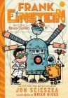 Frank Einstein and the BrainTurbo (Frank Einstein series #3): Book Three Cover Image