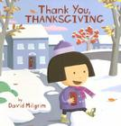 Thank You, Thanksgiving Cover Image