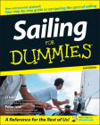 Sailing for Dummies Cover Image