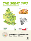 The Great Info: Attractive and Effective Infographic Design Cover Image