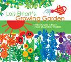 Lois Ehlert's Growing Garden Gift Set Cover Image