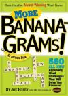 More Bananagrams!: An Official Book Cover Image