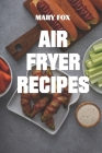 Air Fryer Recipes Cover Image