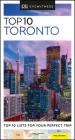 DK Eyewitness Top 10 Toronto (Pocket Travel Guide) Cover Image