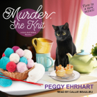 Murder, She Knit (Knit and Nibble Mystery #1) Cover Image