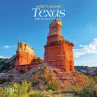 Texas Wild & Scenic 2021 Mini 7x7 Cover Image