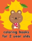 coloring books for 2 year olds: coloring pages, Christmas Book for kids and children Cover Image