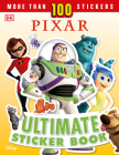 Disney Pixar Ultimate Sticker Book, New Edition Cover Image