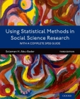 Using Statistical Methods in Social Science Research: With a Complete SPSS Guide Cover Image