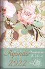 2022 Agenda - Tesoros de Sabiduría - Rosas Rosados: Con Un Pensamiento Motivador O Un Versículo de la Biblia Para Cada Día del Año Cover Image