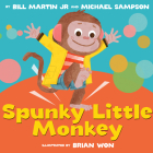 Spunky Little Monkey Cover Image