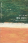 The Bible: A Very Short Introduction (Very Short Introductions #14) Cover Image
