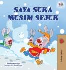 I Love Winter (Malay Children's Book) Cover Image