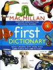 Macmillan First Dictionary Cover Image