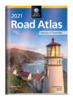 Rand McNally 2021 Road Atlas with Protective Vinyl Cover Cover Image