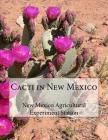 Cacti in New Mexico Cover Image
