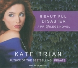 Beautiful Disaster (Privilege (Audio) #2) Cover Image
