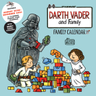 Darth Vader & Family 2021 Family Calendar Cover Image