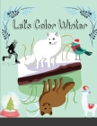 Let's Color Winter - Coloring Book for Toddlers and Preschoolers: Cute & Simple Winter Coloring Pages for Kids(Snowmen, Reindeer, Santa Claus, Christm Cover Image