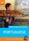 Rough Guide Portuguese Phrasebook Cover Image