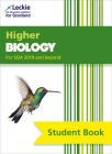 Student Book for SQA Exams – Higher Biology Student Book (second edition): For Curriculum for Excellence SQA Exams Cover Image