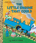 The Little Engine That Could (Little Golden Book) Cover Image