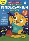 Little Skill Seekers: Kindergarten Workbook Cover Image