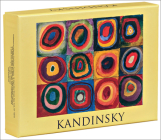 Vasily Kandinsky: Notecard Boxes -- A Stationery Flip-Top Box Filled with 20 Notecards Perfect for Greetings, Birthdays or Invitations Cover Image