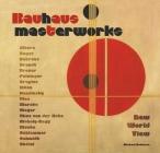 Bauhaus Masterworks: New World View Cover Image