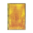 Paperblanks Flexis Ochre (Old Leather Collection) Softcover Notebook, Lined - Mini Cover Image