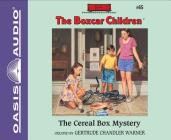 The Cereal Box Mystery (Library Edition) (The Boxcar Children Mysteries #65) Cover Image