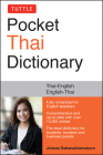 Tuttle Pocket Thai Dictionary: Thai-English / English-Thai Cover Image
